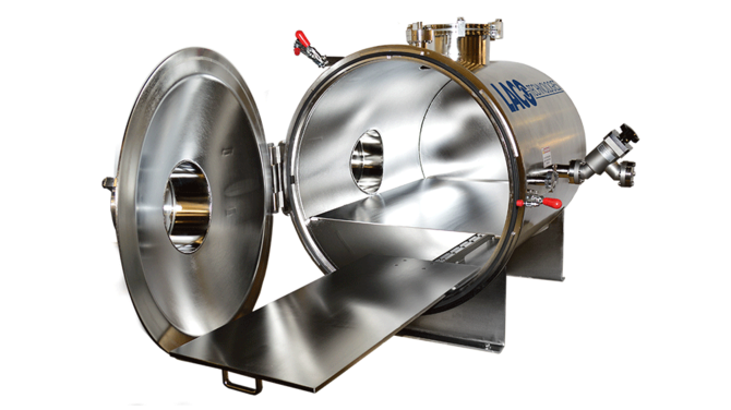 High Vacuum Chamber for Product Testing Aerospace Components